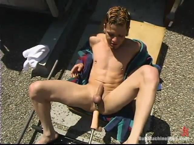 Gay male nude redhead