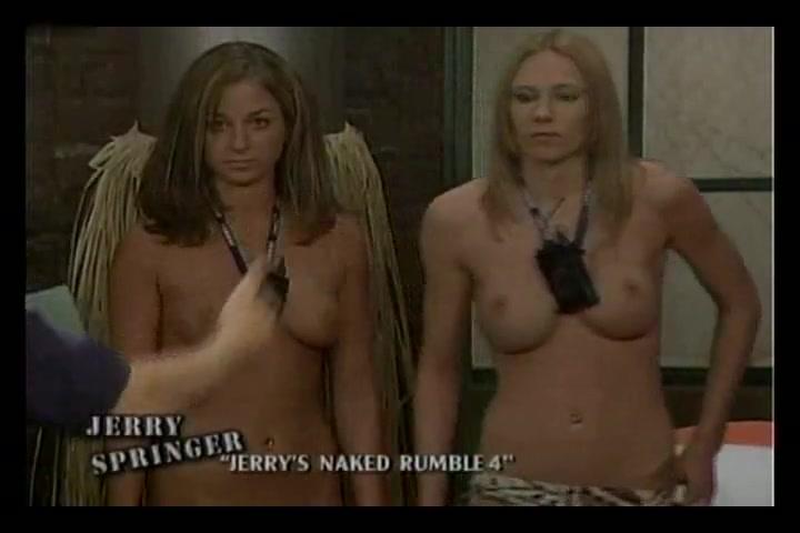 Jerry s naked rumble porno photo